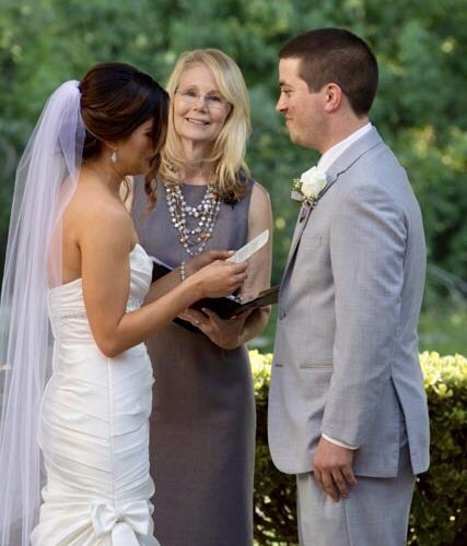 writing your wedding vows