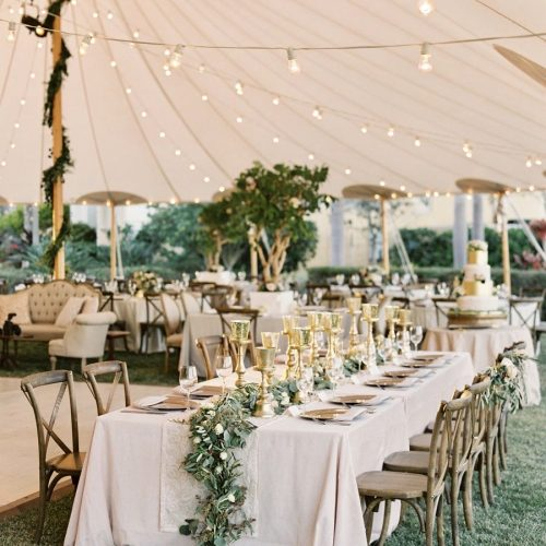 How to Host Your Wedding at Your Home