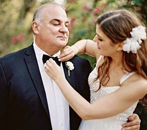 Ways to Honor Your Dad at Your Wedding